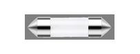 Ampoules à leds Vega® C5W SV8.5 42 mm