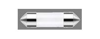 Ampoules Vega® C5W SV8.5 36 mm