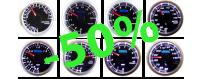 Déstockage de manomètres racing Vega® -50%