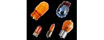 Ampoules orange clignotants