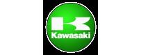 Protège réservoirs décoratifs protecteurs 3D pour motos Kawasaki